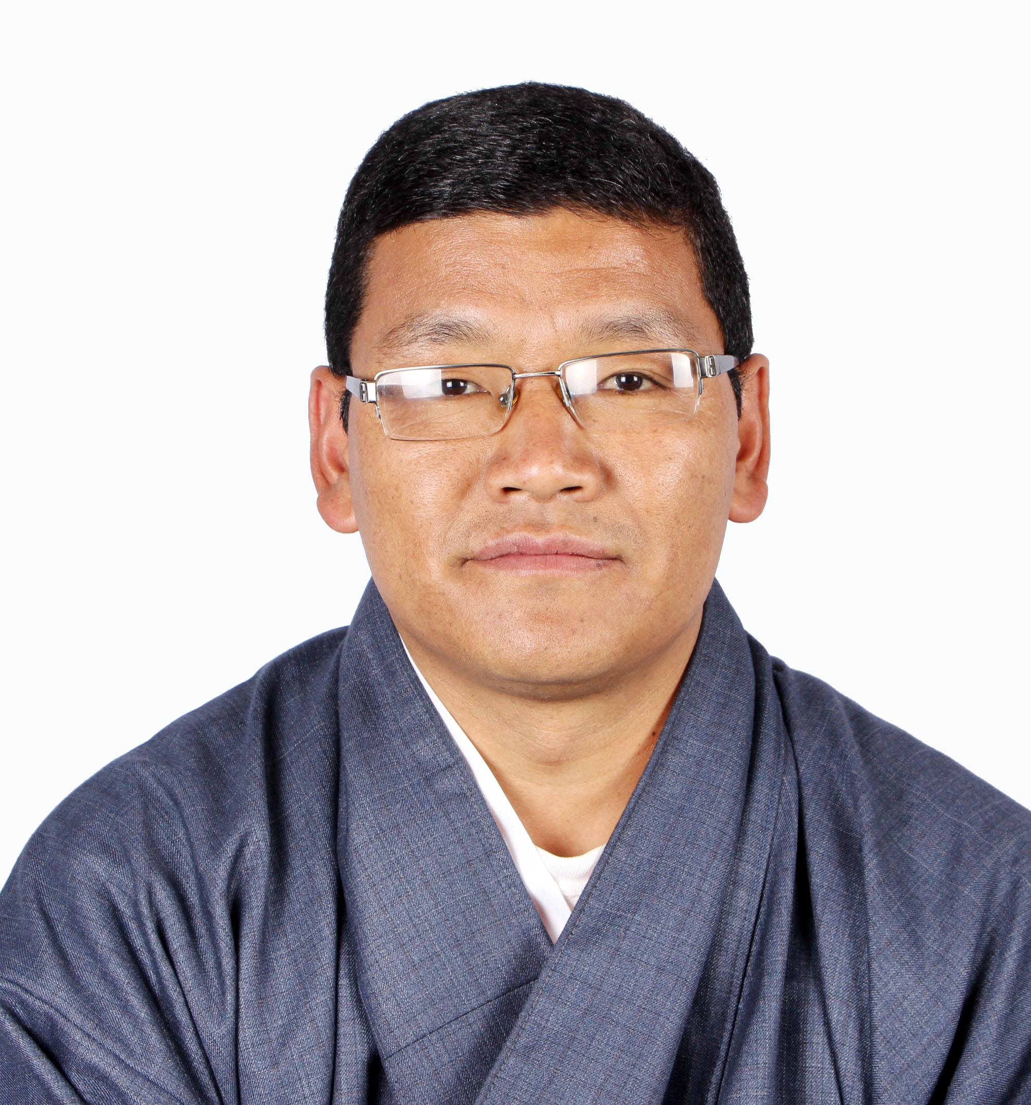 Mr. Ngawang Chophel